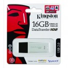 Pen Driver 16GB Kingston - DataTraveler 102